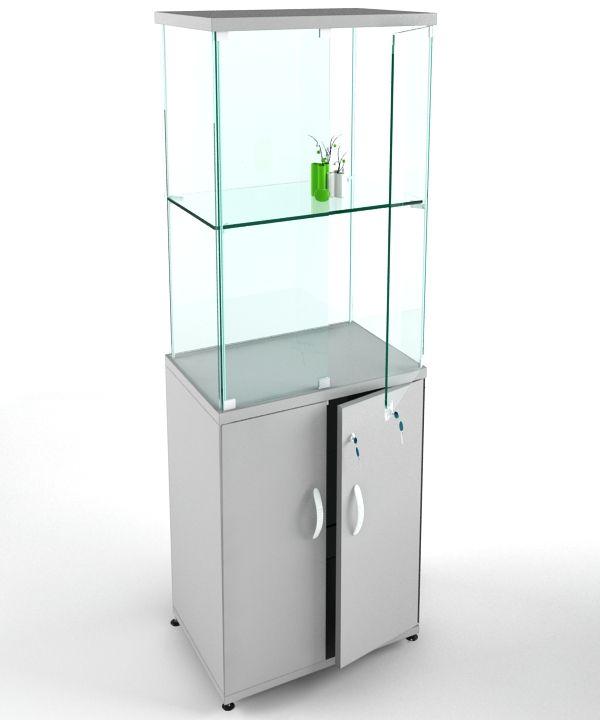шкаф витрина фото